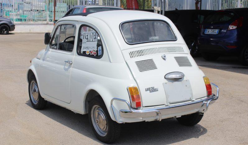 Fiat 500l 1971 pieno