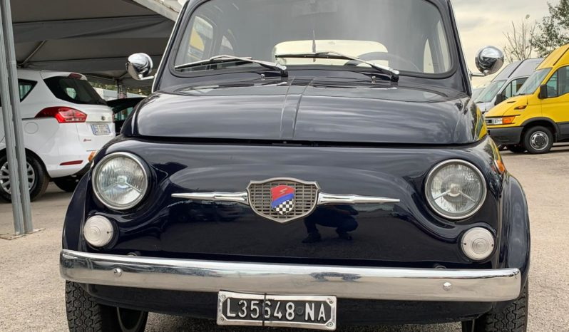 FIAT 500 GIANNINI 700R pieno
