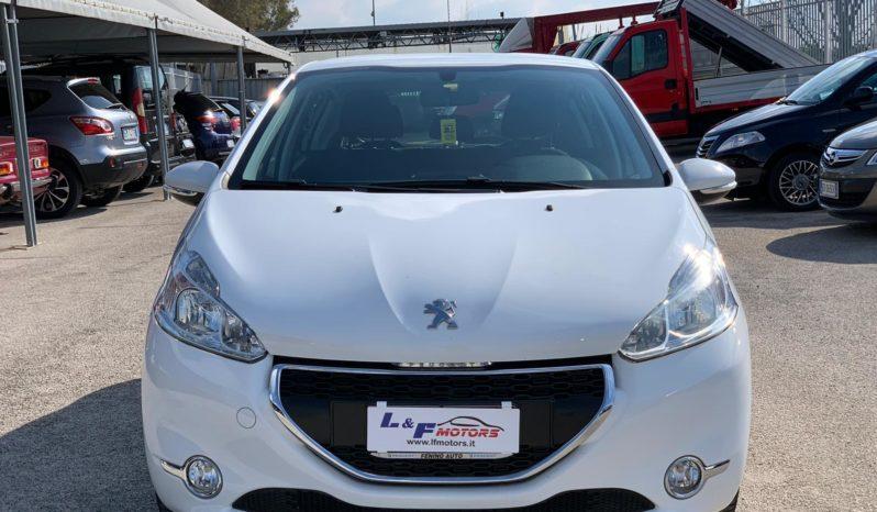 Peugeot 208 1.4 HDi 68 CV 5 porte Active pieno