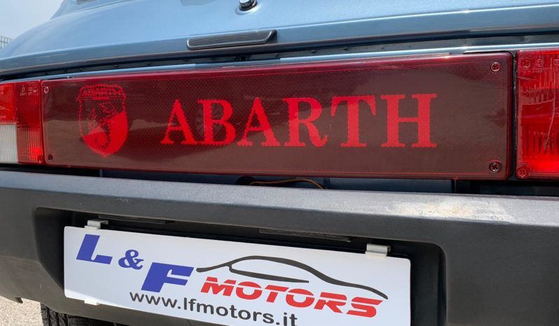 AUTOBIANCHI A112 ABARTH 70HP TARGA ORO 7° SERIE pieno